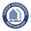TG 20027 - Teknisk godkjennelse for dampsperre / fuktsperre