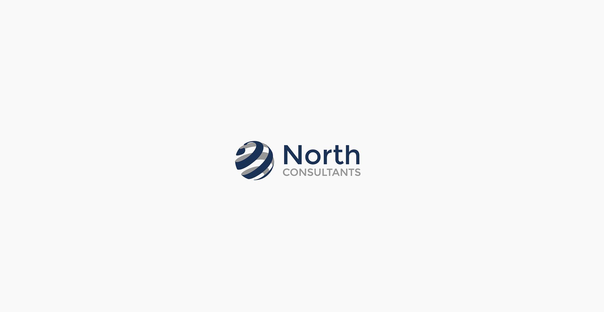 Logo designe for North Consultants