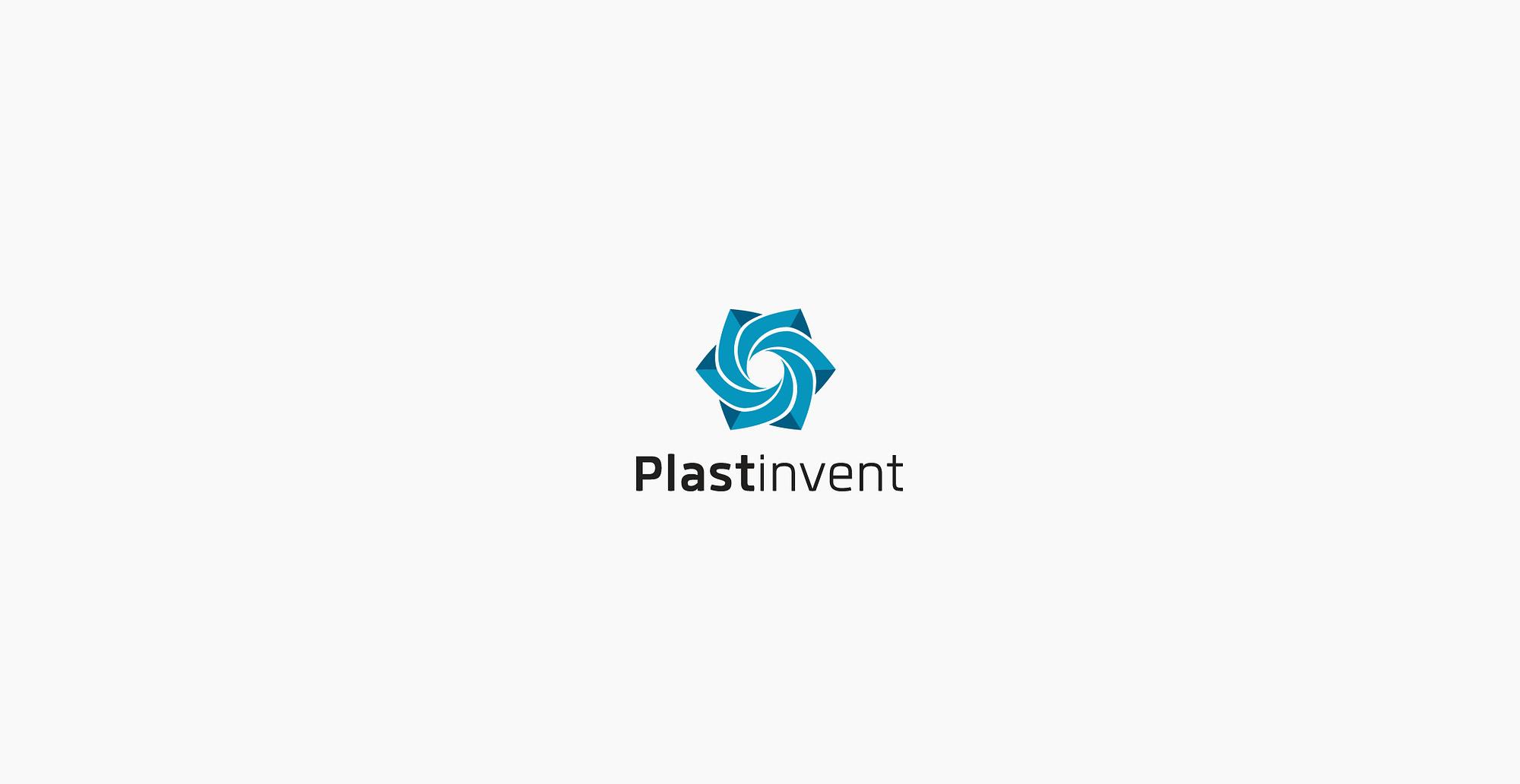 Logo designe for Plastinvent