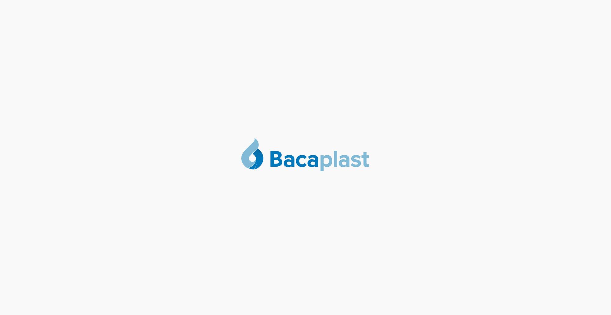 Logo designe for Bacaplast