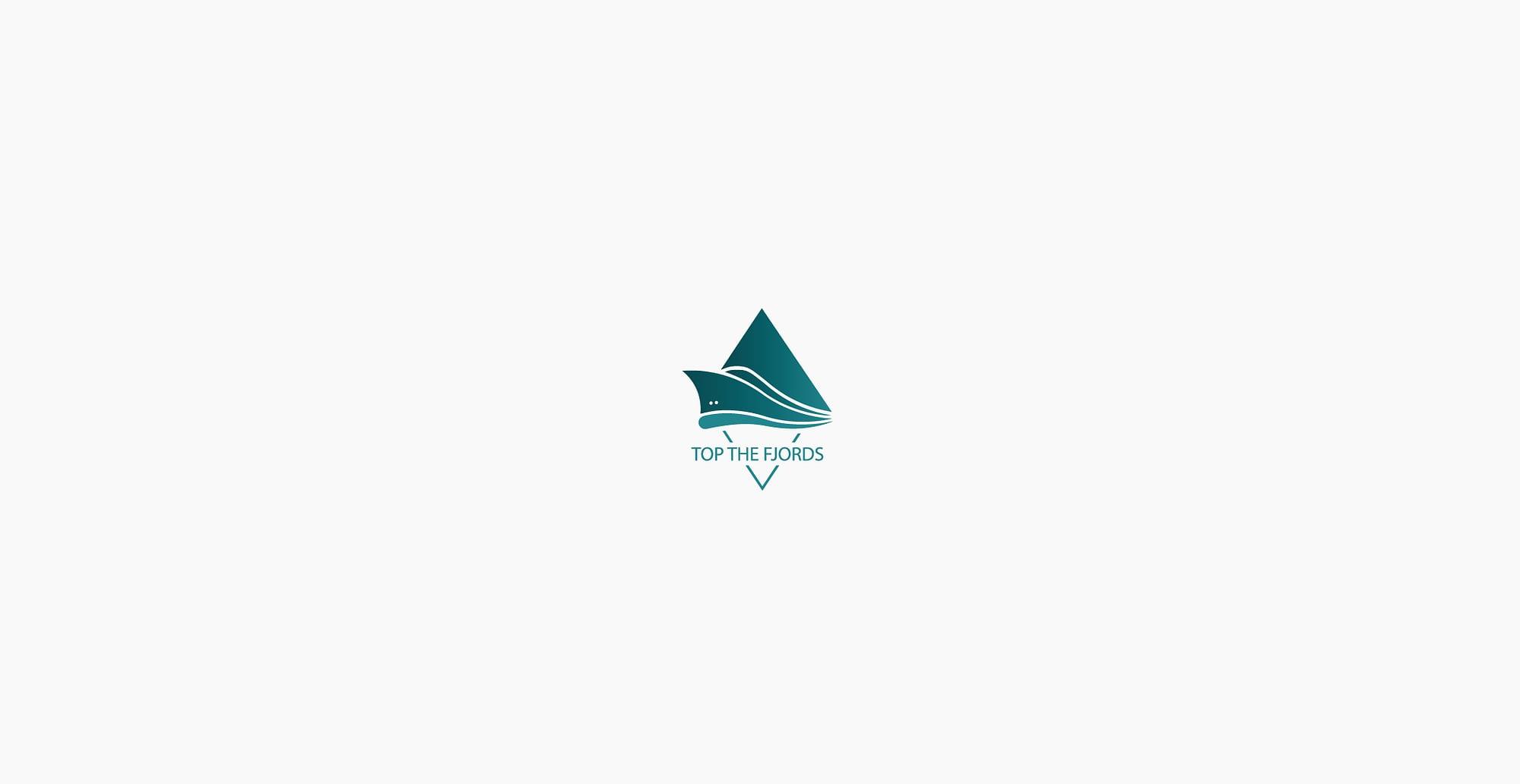 Logo designe for Top The Fjords