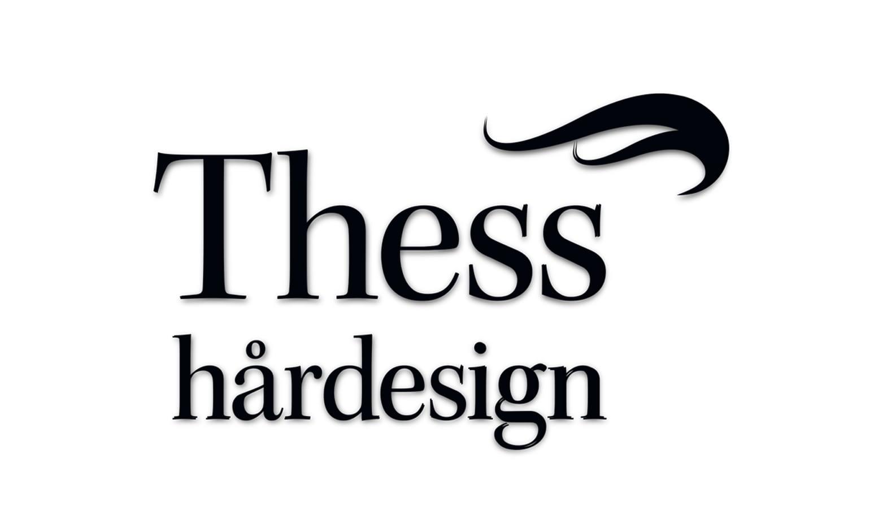Logoen er relevant til bransjen, produktet og salongens målgrupper