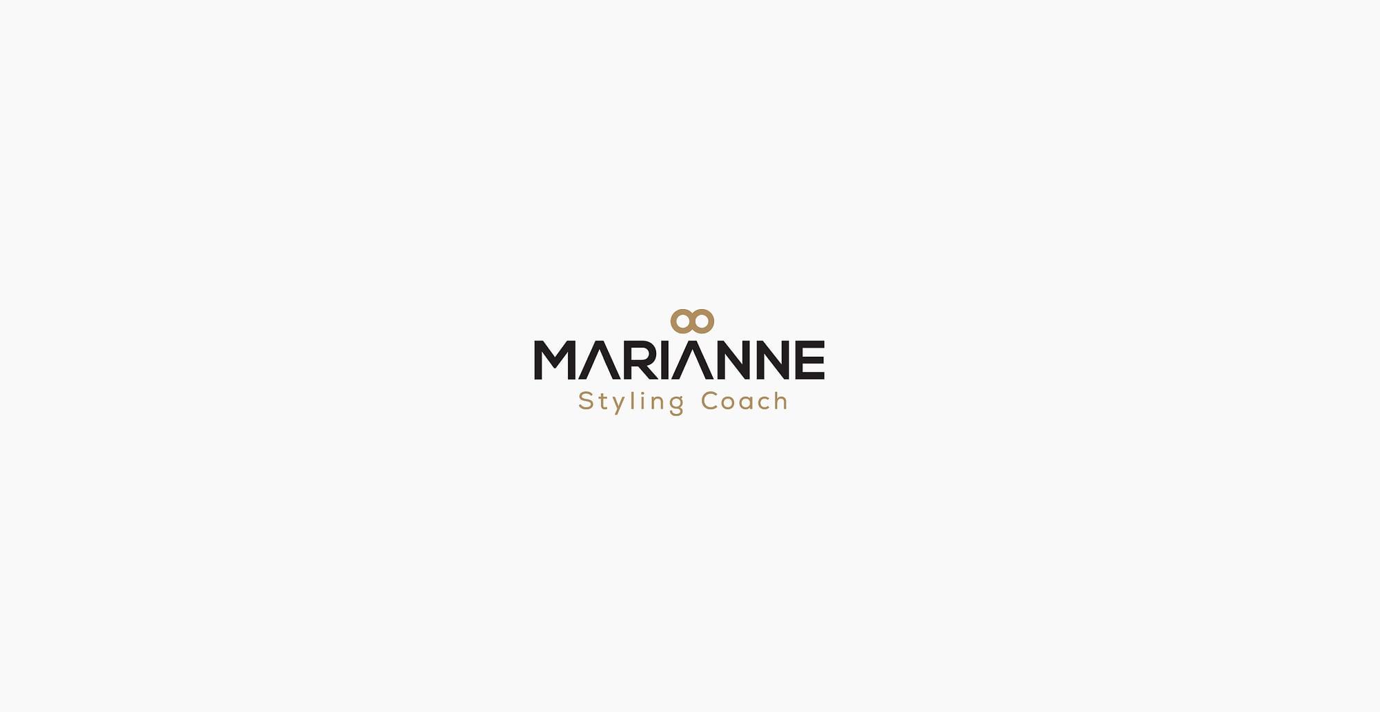 Logo designe for Marianne