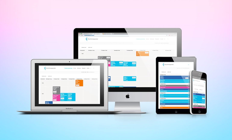Webapplikasjoner for firma