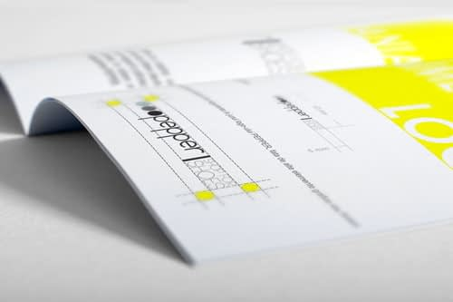 Designmanual med tydelige retningslinjer bygger sterke profiler
