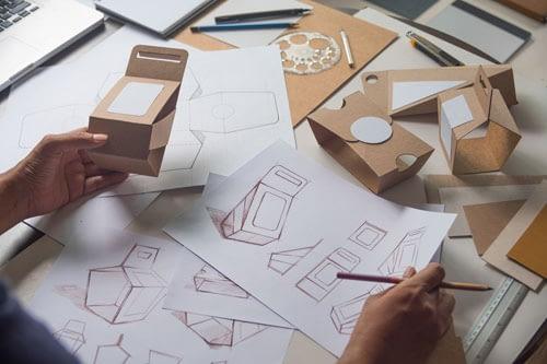 En øye fangende emballasje pakning for ditt produkt tilltrekker oppmerksomhet, om det er innholdet eller utsende av ditt produkt.