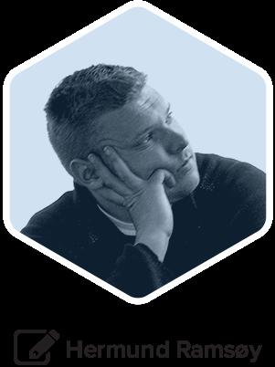 Hermund Ramsøy blogger om kommunikasjon